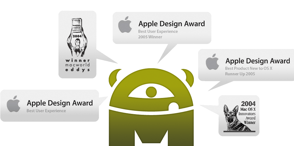 Apple Award Winner